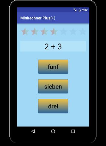 android Minirechner Plus(+) Screenshot 6