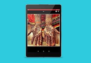 Mehndi Design Book 2017 - screenshot thumbnail 12