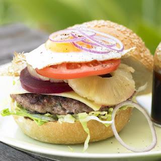 Aussie Burger Recipes