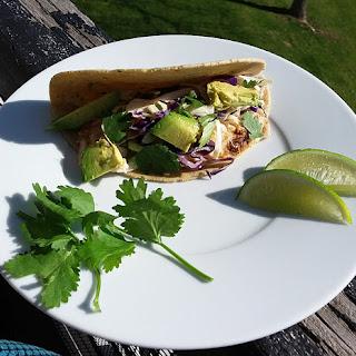 Paleo Baked Fish Tacos.