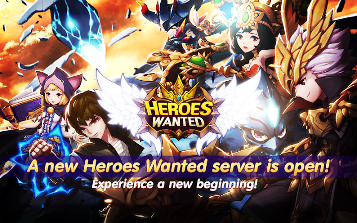 HEROES WANTED : Quest RPG v1.3.0.33730 [Mod]