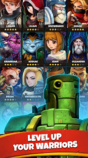 Mod Game Battle Bouncers - RPG Legendary Brick Breakers for Android