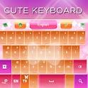 Cute Keyboard icon