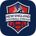 New England Football STREAM icon