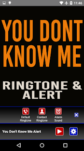 You Don't Know Me Ringtone - náhled