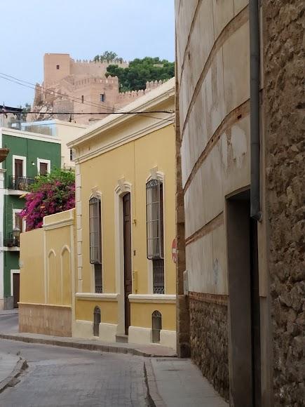 Calle del Poeta José Ángel Valente