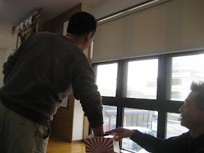 Photo: 鍋田先生、何が当たるでしょうか