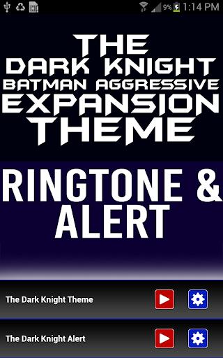 The Dark Knight Theme Ringtone