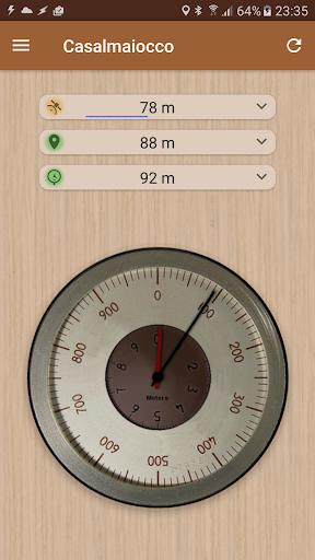 Accurate Altimeter PRO screenshots 1