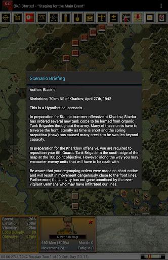 Télécharger Panzer Campaigns - Kharkov '42 mod apk screenshots 3