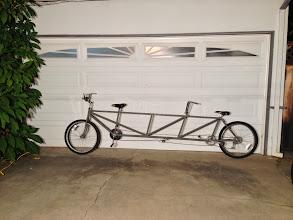Photo: One bike done