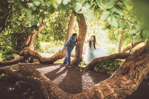 Fotógrafo de bodas Alfred Man (Valostudio). Foto del 28.12.2017