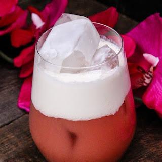 Cream & Guava Drink.