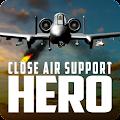 Close Air Support Hero: A-10 Warthog APK