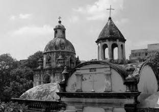 Photo: Dome of Armenian Church - Madras