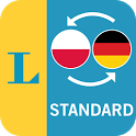 Polish - German Translator Dictionary Standard icon