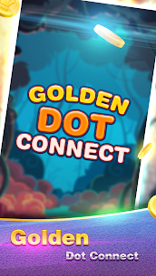 Golden Dot Connect MOD Apk 1.0.5 (Unlimited Money) 1