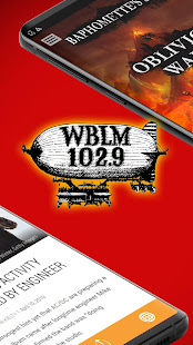 102.9 WBLM - Maine's Rock Station - náhled