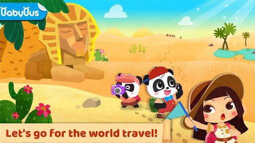 Little Panda's World Travel screenshot 1