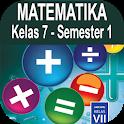 Buku Matematika Kelas 7 Semester 1 Kurikulum 2013 icon