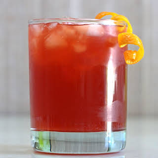 New York Cocktail.