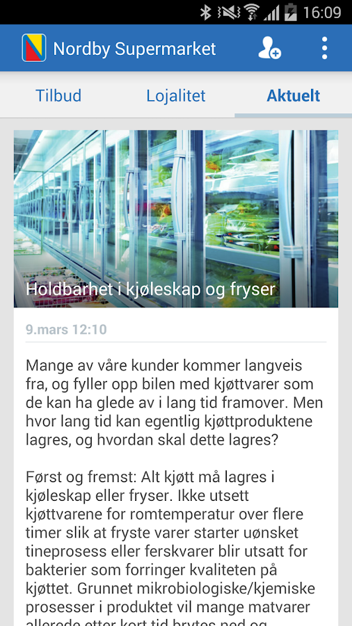 Nordby Supermarket- screenshot