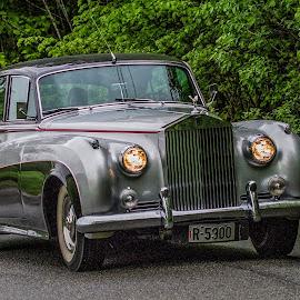 Rolls-Royce  by Monita Alstadsæter - Transportation Automobiles ( car, old, rolls-royce )