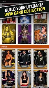 WWE SLAM: Card Trader - náhled