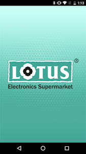 Lotus Electronics Shopping App screenshot 0