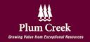 Plum Creek Timber
