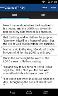 Multi Version Bible - náhled