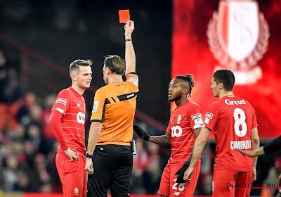 Le Parquet de l'Union belge exige cinq matchs de suspension pour Zinho Vanheusden