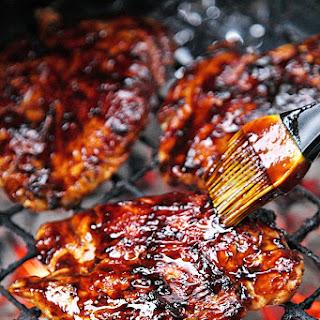 Balsamic BBQ Sauce.
