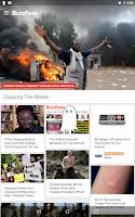 Screenshot of BuzzFeed