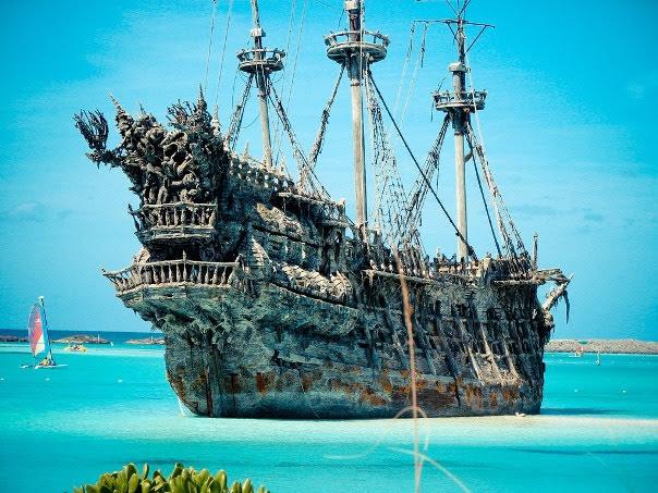 Cruise Castaway Cay