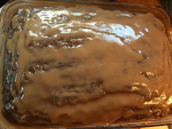 Amish Friendship Cake Brownies Recipe