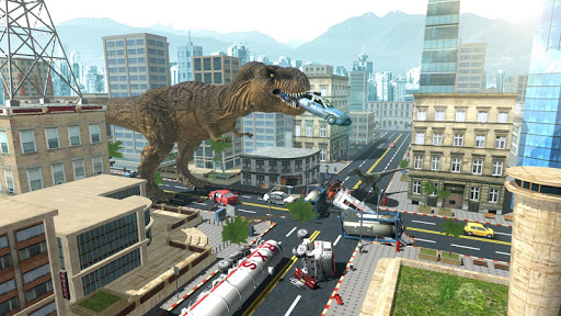Primal Dinosaur Simulator - Dino Carnage screenshots 5