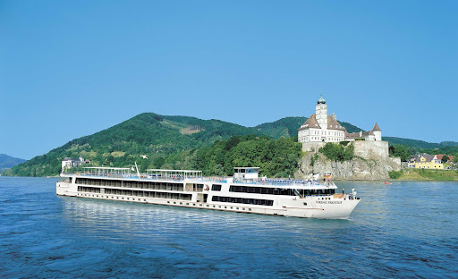 viking prestige danube.jpg - Viking Prestige sails the Danube through scenic vistas in Austria, Germany, Hungary and Slovakia.