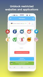VPN Ukraine – Get Ukrainian IP or unblock sites App Download For Android 2