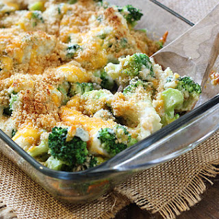Cheese Au Gratin Broccoli Recipes