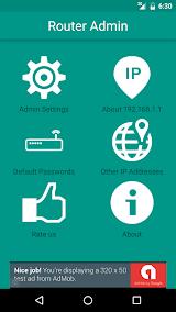 192 168 1 1 Admin App-Download APK (router adminsecurity