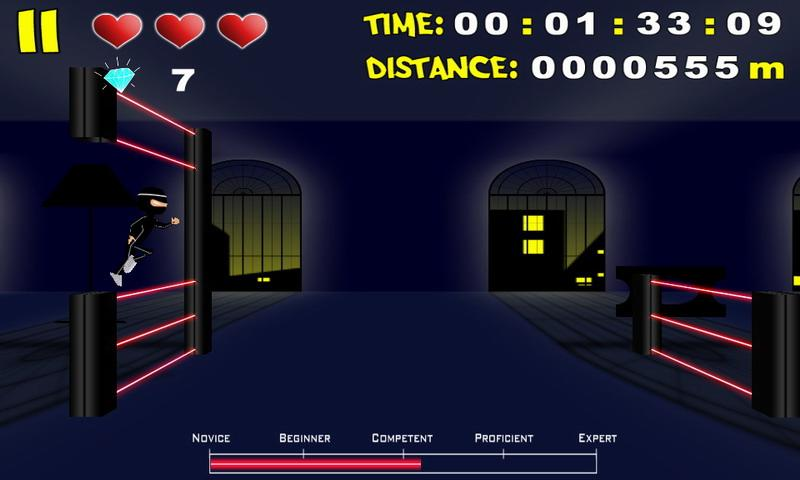 Mr Thief Free- screenshot