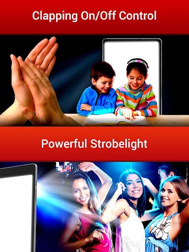 Flashlight - Torch LED Flash Light screenshot 11