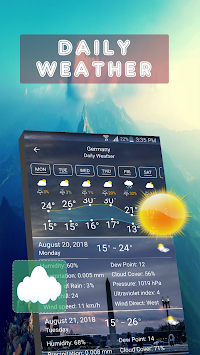 Accurate Weather Forecast by Android-Apps-Studio APK Latest Version