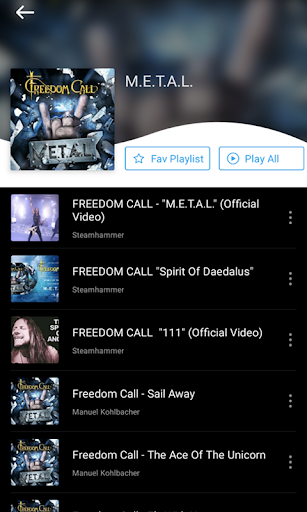 Free Musicuff1aoffline mp3 No WiFi Music Download Free screenshots 4