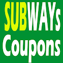Subways Coupons Deals & Games for Subway icon