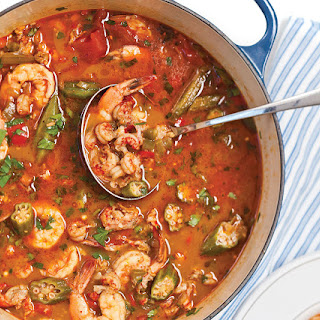 Crawfish and Shrimp Gumbo Recipe