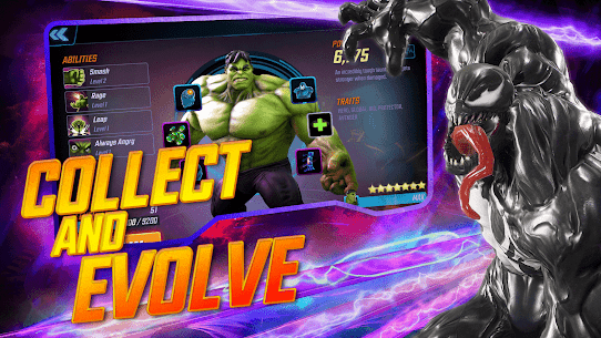 MARVEL Strike Force MOD (Unlimited Energy) 5