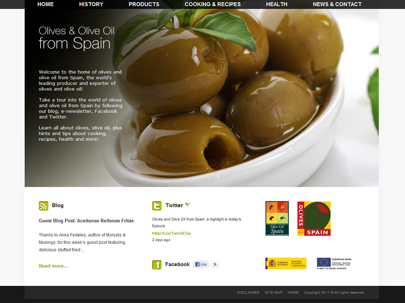 Photo: Olives & Olive Oil from Spain