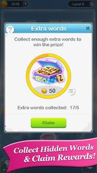 Words UP - Wordcross, Crossword Puzzle